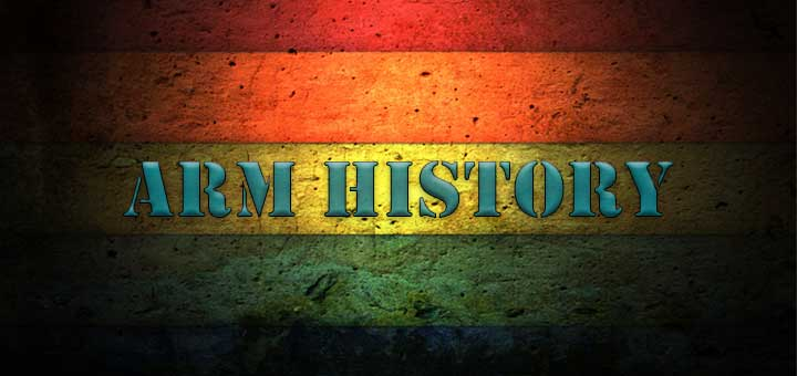 تاریخچه ی Arm