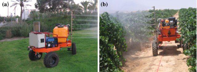 ربات سم پاشی Spraying-Robot